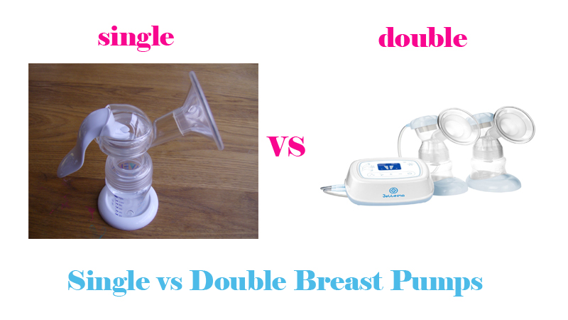Single vs Double Breast Pumps